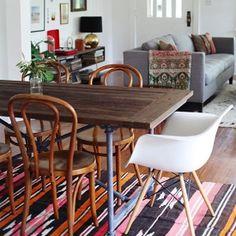 10 tips for decorating a rental (via design sponge)