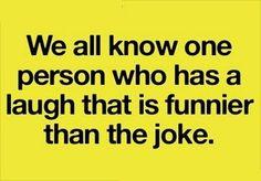 HAHA! Yup!
