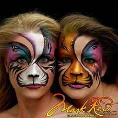 Mark Reid Art (Click smaller images to enlarge) Albuquerque, NM, USA Mark Reid Art offers the finest in custom face or body painting designed to fit your needs. From private sessions for that one-of-a-kind