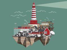 Light House Island