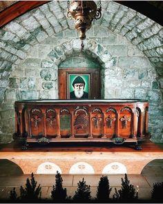 St Charbel, All Saints, San