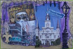 altered art in the Big Easy