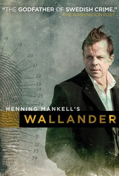 Wallander  Swedish version with English subtitles, watching this mystery series on Netflicks. Warmer, more humorous than English version though I like that too. Bonus: learning a few words of Swedish.