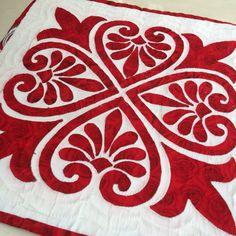 applique sewing handmade
