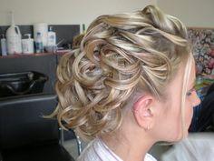 Ego Hair Lounge Brandi's Wedding