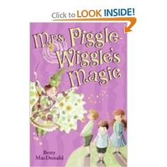 Amazon.com: Mrs. Piggle-Wiggle's Magic (9780064401517): Betty Macdonald, Hilary Knight: Books