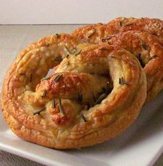 Rosemary Sea Salt Soft Pretzels | Simple Dish | Quick, Easy, & Healthy Recipes for Dinner