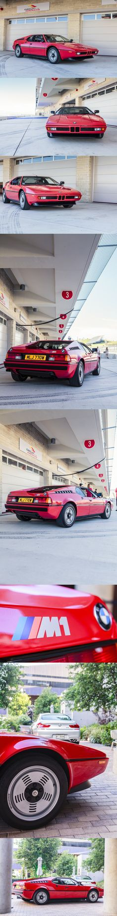 .BMW M1 at Circuit Of The Americas