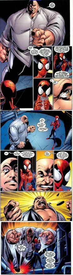 Spider-man is the best smart-ass in comics - Imgur