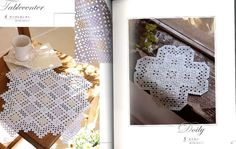 Fine Hardanger Embroidery Japanese Craft Book by pomadour24