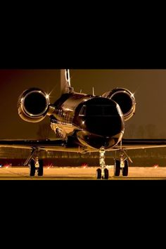 My very own private jet