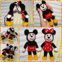 Kapitein-haak Gratis patroon Mickey Mouse