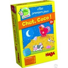 Jeu Chut Coco - Haba Jouer, Toy Chest, Packing, Toys, Porto, Cooperative Games, Coops, Childhood Games, Wooden Figurines