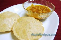 Who doesn't like to make soft and puffed puris? Here are few tips which can be followed to make perfect puris. Follow any one of them most suitable for you. Puri dough should be made little harder than chapathi dough. This prevents puri from retaining more oil when it is deep fried. Also once dough …