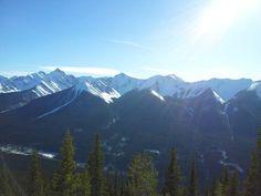 Valleys Banff, Mount Everest, Mountains, Nature, Travel, Naturaleza, Viajes, Traveling, Natural