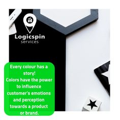 The colour of your brand determines the buying decisions of the consumer. Choose your colour wisely! Promotion Companies, Best Seo Services, Brand Management, Brand Story, Branding Agency, Digital Marketing, Innovation, Letters, Colours
