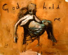 God Hold Me – Charlie Mackesy Line Art Flowers, Charlie Mackesy, My Church, You Draw, Modern Artists, Art For Art Sake, Anime Art Girl, Love Art, Dark Art