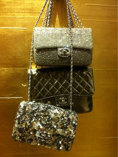 CHANEL ❤✤HAND'me.the'BAG✤❤