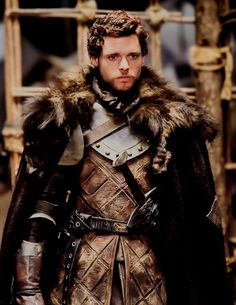 iheartgot: Robb Stark in The North Remembers Game Of Thrones Costumes, Hbo Game Of Thrones, Sansa Stark, Got Stark, Winter Is Here, Winter Is Coming, King Jon Snow, Medici Masters Of Florence, Game Of Throne Actors
