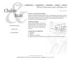 Chabin & Ittah - www.chabin-ittah.com
