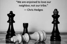 Is this quote about love, racial segregation, or anti-violence?