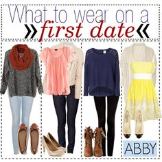 what to wear on first date to movies
