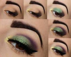 The most important makeup ideas and tips for brown eyes is to choose a similar tone to the iris, with black and brown combine practically all ranges.