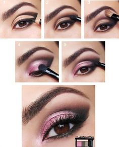 """Obtain great pointers on """"Brown eyes"""". They are on call for you on our site. Blonde Brown Eyes, Brown Hair, Makeup For Brown Eyes, Smokey Eye Makeup, Makeup Trends, Makeup Tips, Eye Color, Hair Color, Thick Lashes"""