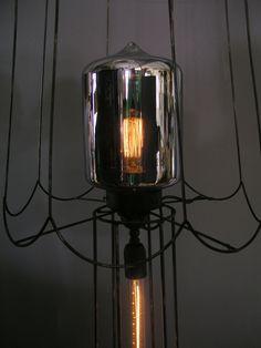 """Floor Lamp. lighting for """"Aphrodite Lighthouse"""""""