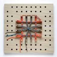 Prym HN Loom MAXI quadratisch 29 x 29 cm