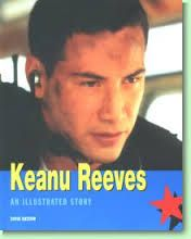 "David Bassom – ""Keanu Reeves. An Illustrated Story"""