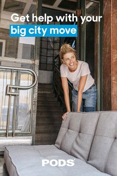 Moving to a new city? We can help. In select areas, PODS City Service handles parking and permitting and stays with your belongings. Moving Tips, New City, The Neighbourhood, The Neighborhood, Moving Hacks