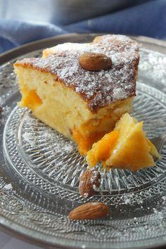 flan soufflé abricots