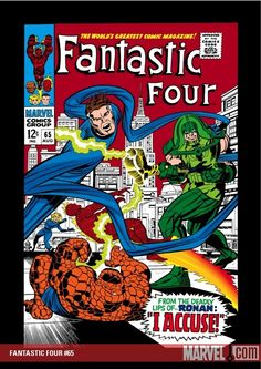 fantastic four 65 - Google Search