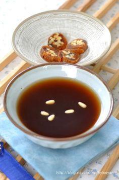 """수정과~수정과는 어떻게 만드나요,수정과만드는법 """"명절엔 커피말고, 향긋한 수정과 드세요!"""" 명절이 되면 ..."""