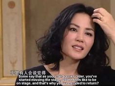 Faye Wong (王菲) 2011 Interview with English Subtitles (Part 6 of 8)