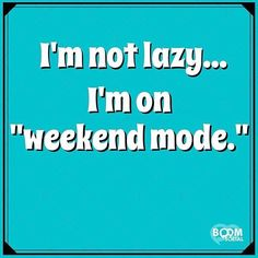 Hehe... Have a great weekend! by smpsocialmedia