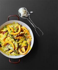 gele no-waste curry