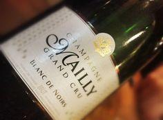 "AOC Champagne ""Blanc de Noirs Grand Cru Brut"" - Champagne Mailly - Cucchiaio d'Argento"