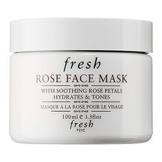 Fresh - Rose Face Mask - (null) #sephora
