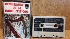 ALAN STIVELL. RENAISSANCE DE LA HARPE CELTIQUE. MC / PHILIPS - 1979. MBC.