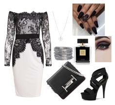 """Bez naslova #139"" by dinaa45 ❤ liked on Polyvore featuring Pleaser, Tod's, Avenue, Avon and Concrete Minerals"