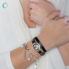 Aninimal Book: 50 Best Bracelet Arm Party images in 2019 | Origami owl ...