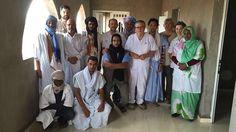 Tres médicos de la provincia de Cádiz atienden a 500 enfermos en Mauritania
