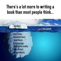 so get writing because you never know when you'll drop dead and those ideas/books/movies/poems will die with you