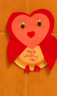 Therapy Fun 4 Kids - A Pediatric Occupational Therapy (OT) Site: Valentines craft