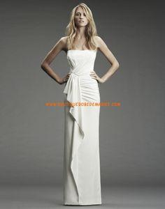 Robe de mariée 2011 fourreau