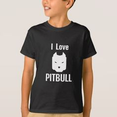 #Pitbull Pet puppy Dog Love Funny Gift Tees Shirts - #pitbull #puppy #dog #dogs #pet #pets #cute #doggie