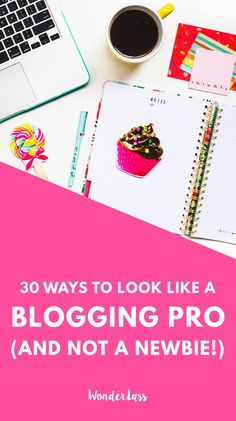 Check out 30 ways to look like a professional blogger (and not a total newbie!) It's time to UP THE ANTE, baby! #bloggingtips #blogging #entreprenuer #onlinebusiness