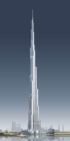 This is the tallest buidling in the world and my first semester of college we learned about this project, I was so excited and I still talk about how amazed I am that it was conceived, planned and built all in my lifetime!